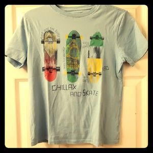 Youth Skater Gap Kids Graphic Tee